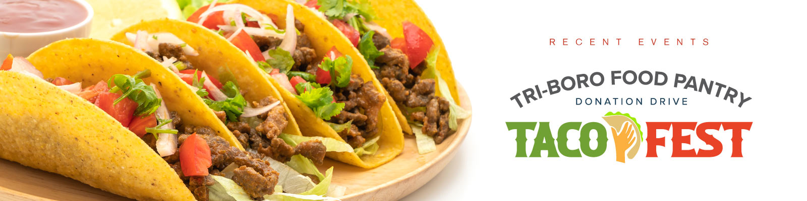 Triboro Food Pantry Taco Event
