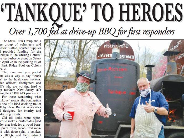 TankQue To Heros April 25, 2020